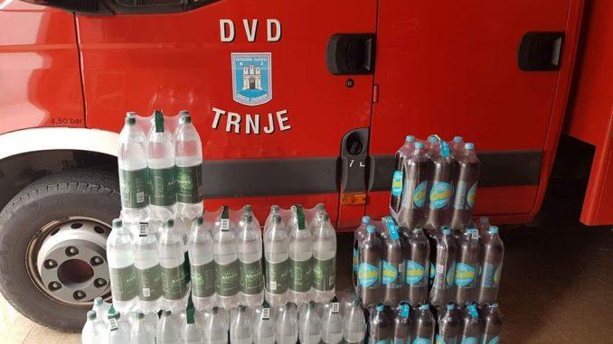 DVD Trnje donacija cedevita cocta kalnička