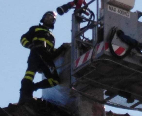 Uklanjanje razrušenih dimnjaka