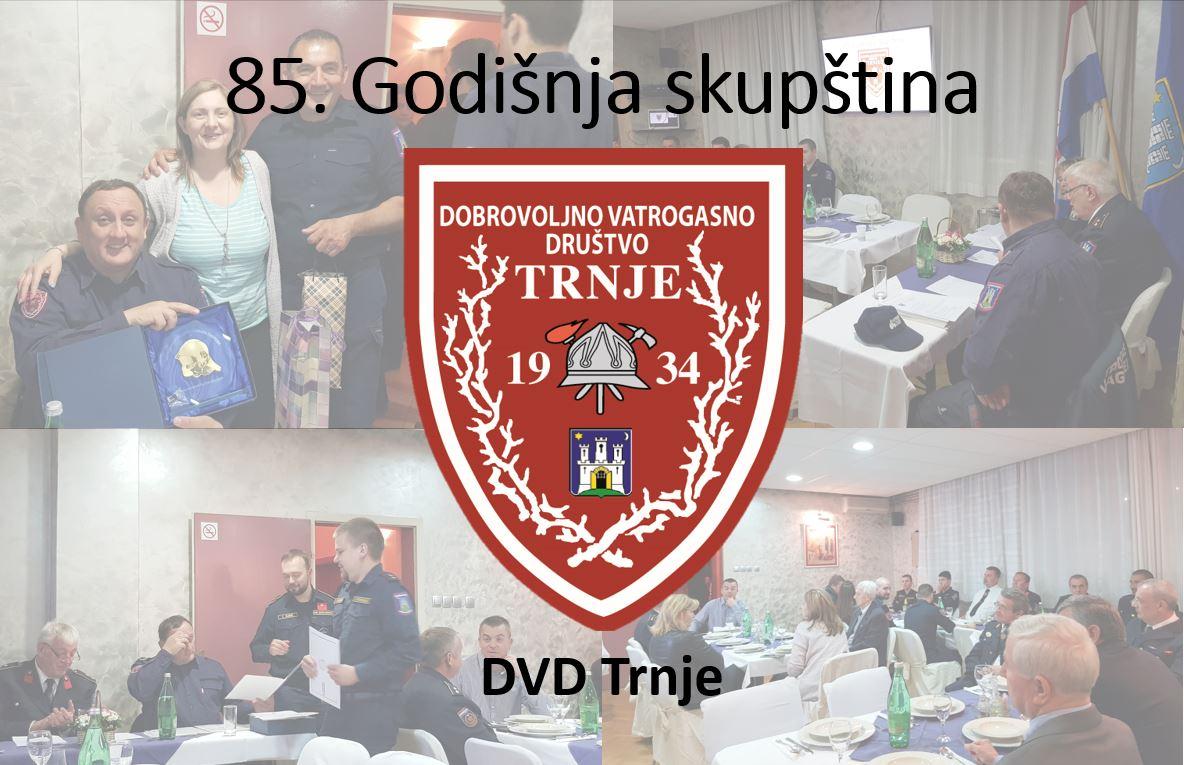 DVD Trnje 85. godišnja skupština