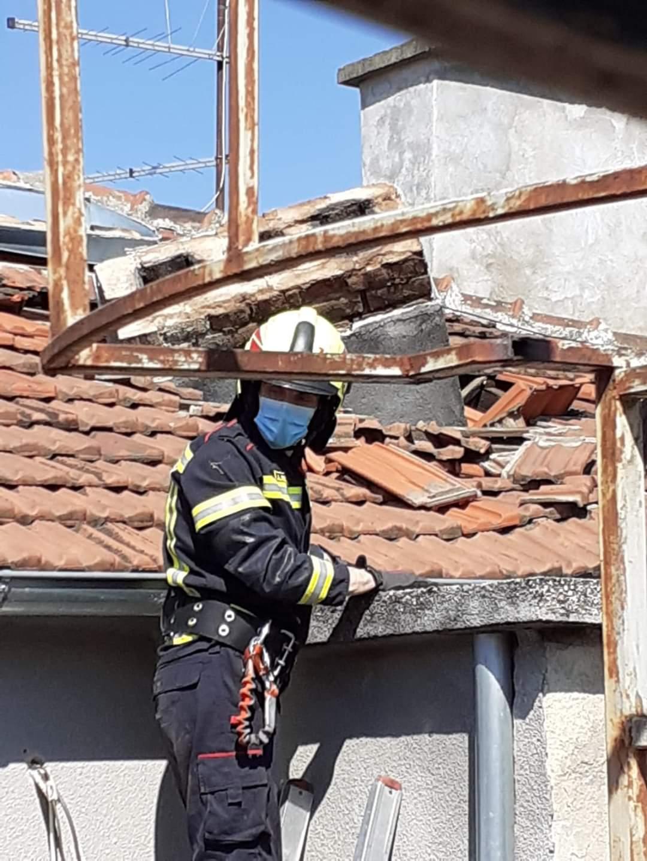 Uklanjanje opasnosti s krovova